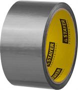 {{photo.Alt || photo.Description || 'STAYER 48 мм х 10 м, серебристая, на тканевой основе, армированная лента (скотч) 12080-50-10'}}