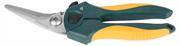 KRAFTOOL 200мм, изогнутые, длина режущей кромки 50мм, ножницы многофункциональные 40000-2_z01
