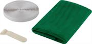 STAYER 1,1х1,3 м, ПЭТ, зеленая, для окна, с крепежной лентой, сетка противомоскитная 12482-11-13