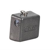 ЗУБР 88х82х45мм, повышенной защищенности, дисковый механизм секрета, ключ 7 PIN, замок навесной 3720-10_z01