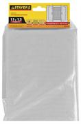 STAYER 1,1х1,3 м, материал ПВХ, белый, сетка противомоскитная для окон STANDARD 12515-11-13