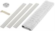 STAYER 1,0х2,2 м, ПЭТ, белая, сетка противомоскитная для дверей COMFORT 12500-10-22