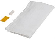 STAYER 1,0х2,2 м, фиксация магнитные замки, материал полиэстер, сетка противомоскитная для дверей 12503-10-22