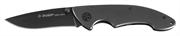 ЗУБР 190 мм/лезвие 82 мм, стальная рукоятка, нож складной СТРАЖ 47703_z01
