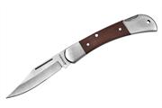 STAYER 82 мм, 2,4 мм, ручка с деревянными вставками, складной нож 47620-1_z01