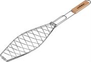 GRINDA 360х130 мм, решетка-гриль для рыбы BARBECUE 424720