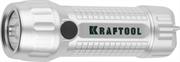 KRAFTOOL 1 LED, 3xAAA, магнит, фонарь ручной светодиодный 56760