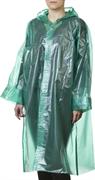 STAYER размер S-XL, зеленый, плащ-дождевик полиэтиленовый 11610