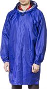 ЗУБР размер S-XL, цвет синий, плащ-дождевик  нейлоновый 11615