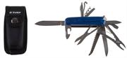 ЗУБР 16 в 1, складной многофункциональный нож ЭКСПЕРТ 47786