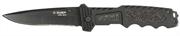ЗУБР 265 мм/лезвие 120 мм, металлическая рукоятка, нож складной ДИВЕРСАНТ 47717