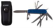 ЗУБР 12 в 1, складной многофункциональный нож ЭКСПЕРТ 47785