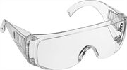 DEXX прозрачный, с боковой вентиляцией, очки защитные 11050_z01