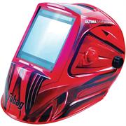 FUBAG 100х93 мм, 5-9/5-13 DIN, спец. пластик, маска электросварщика ULTIMA 5-13 Panoramic Red