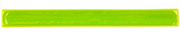 STAYER 30х300 мм, желтый, светоотражающий браслет 11630-Y