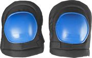 СИБИН универсальные, матерчатые, пластиковая накладка, наколенники защитные 11196