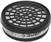 ЗУБР 2 шт., тип P3, для респираторов и масок, фильтр сменный ЭКСПЕРТ 11134