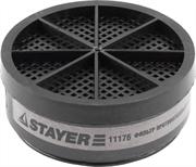 STAYER тип A1, фильтр противогазовый 11176