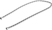 """ЗУБР 1/2"""", 1.2 м, оплетка из нержавеющей стали, подводка гибкая для воды 51005-G/G-120"""