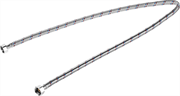 """ЗУБР 1/2"""", 1 м, оплетка из нержавеющей стали, подводка гибкая для воды 51005-G/G-100"""