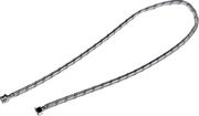 """ЗУБР 1/2"""", 1.2 м, оплетка из нержавеющей стали, подводка гибкая для воды 51005-G/S-120"""