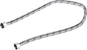 """ЗУБР 1/2"""", 0.6 м, оплетка из нержавеющей стали, подводка гибкая для воды 51005-G/G-060"""