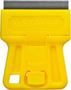 STAYER Н01, 45 мм, скребок мини MiniPro 08531