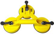 STAYER 140 кг, пластмассовый, тройной, стеклодомкрат 33718-3
