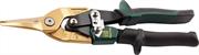 KRAFTOOL 250 мм, Cr-Mo, ножницы по металлу TITAN прямые 2327-S