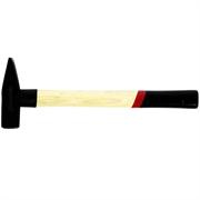 MATRIX 500 г, молоток слесарный с деревянной рукояткой 10232