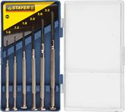 STAYER 6 предметов, отвертки часовые для особоточных работ 2560-H6_z01