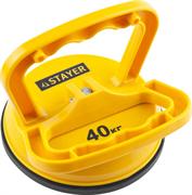 STAYER 40 кг, пластмассовый, одинарный, стеклодомкрат 33718-1
