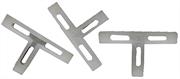 ЗУБР 2 мм, Т-образные, 200 шт., крестики для кафеля 33813-2