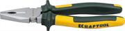 KRAFTOOL 180 мм, Cr-Mo, плоскогубцы комбинированные KRAFT-MAX 22011-1-18