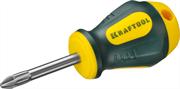 KRAFTOOL PH2х38 мм, отвертка слесарная 250072-2-038