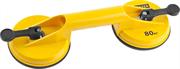 STAYER 80 кг, пластмассовый, двойной, стеклодомкрат 33718-2