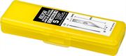 OLFA 6 мм, лезвия перовые для ножа АК-4 OL-KB4-S/5