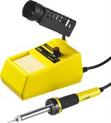 STAYER 100-450°C, 48Вт, 220 В, аналоговая паяльная станция 55371
