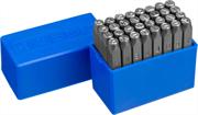 ЗУБР высота буквы 6 мм, Cr-V сталь, клейма штамповочные 21503-06_z01 Профессионал