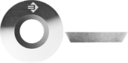 """ЗУБР 12,5 мм, резец  сменный твердосплавный для набора 18371-H3 тип """"Круг"""" 18371"""