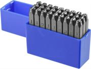 ЗУБР высота буквы 5 мм, Cr-V сталь, клейма штамповочные 21505-05_z01 Профессионал