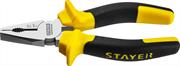 STAYER 140 мм, плоскогубцы комбинированные HERCULES 2203-1-14_z02