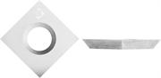 """ЗУБР 11,5 мм, 4 рабочие грани, резец сменный твердосплавный для набора 18371-H3 тип """"Квадрат"""" 18373"""