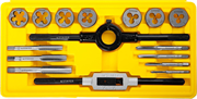 STAYER 16 предметов, набор метчиков и плашек MaxCut 28010-H16_z01