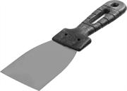 СИБИН 60 мм, нержавеющая полотно, пластмассовая рукоятка, шпатель 10079-060_z01