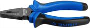 ЗУБР 140 мм, маслобензостойкая рукоятка, покрытие оксидированное с полировкой, плоскогубцы 22015-1-14