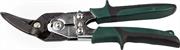 KRAFTOOL 260 мм, Cr-Mo, ножницы металлу проходные, левые BULLDOG 2325-L