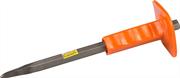 STAYER 300 мм, высокоуглеродистая сталь, зубило с протектором 2142-30