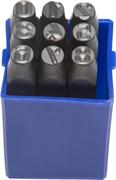 ЗУБР высота буквы 8 мм, Cr-V сталь, клейма штамповочные 21501-08_z01 Профессионал