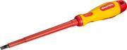 KRAFTOOL SL6.5х150 мм, отвертка высоковольтная 250083-6.5-150